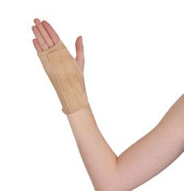 Elastic Cock Up Splint-Short Type (Wrist Splint)