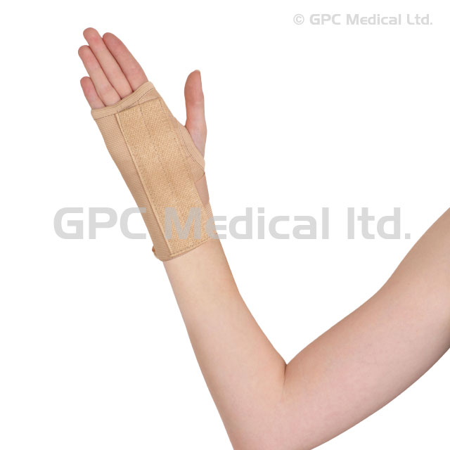Elastic Cock Up Splint-Short Type (Wrist Splint)