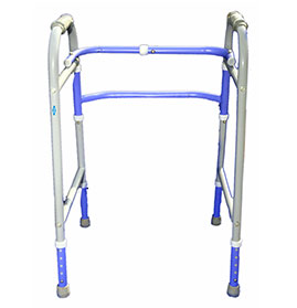 Folding Walker Without Wheels