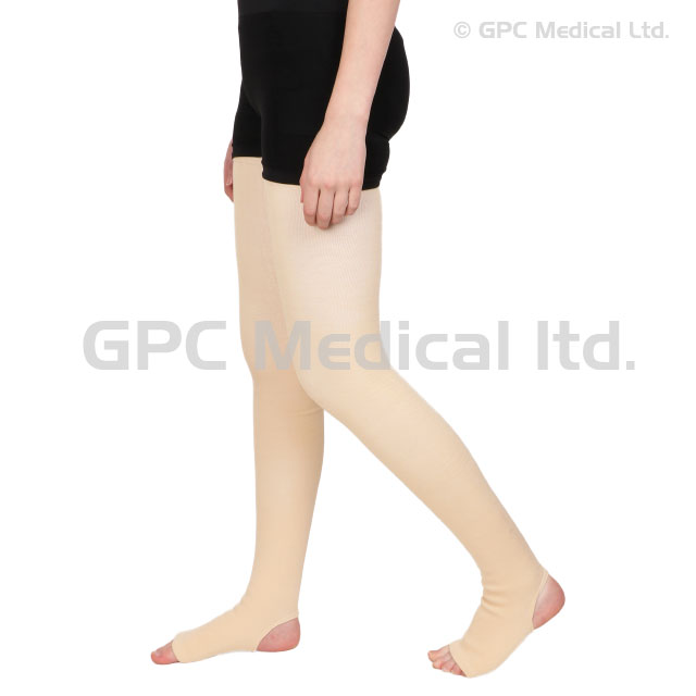 Elastic Tubular Vericose Vein Stocking - Thigh Length