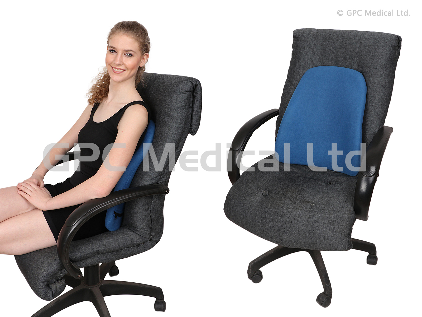 Orthopaedic Back Rest-Short Type