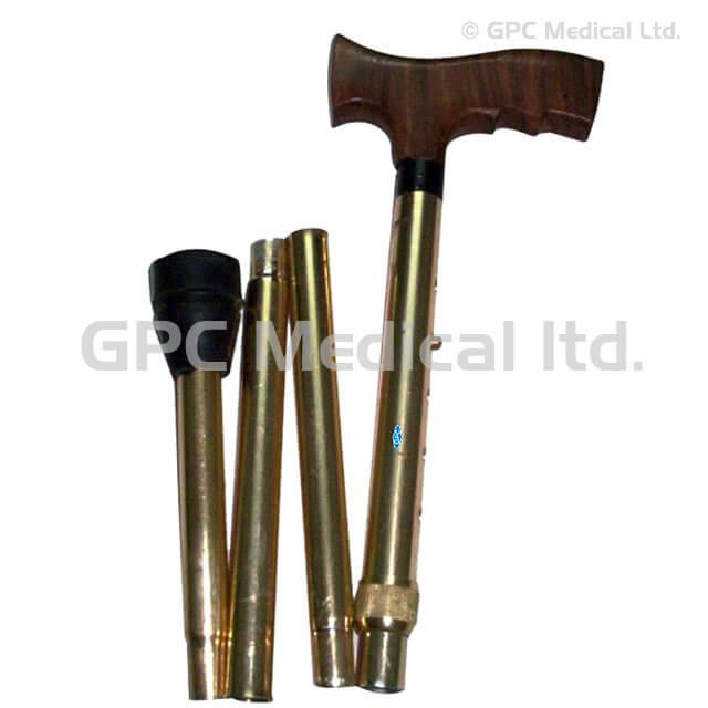 Walking Stick (Foldable & Height Adjustable)