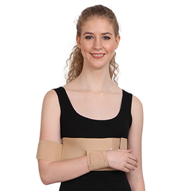 Elastic Shoulder Immobilizer-Ring Type